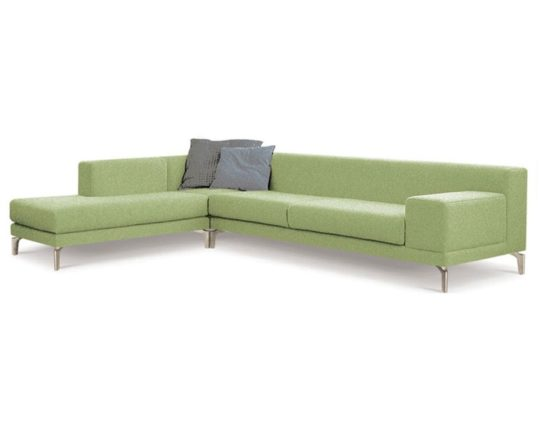 Arnie Three seater (2 cushion)
